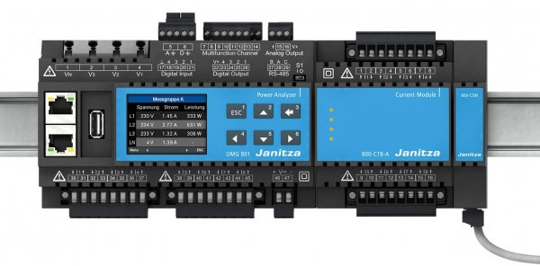 Janitza electronics GmbH