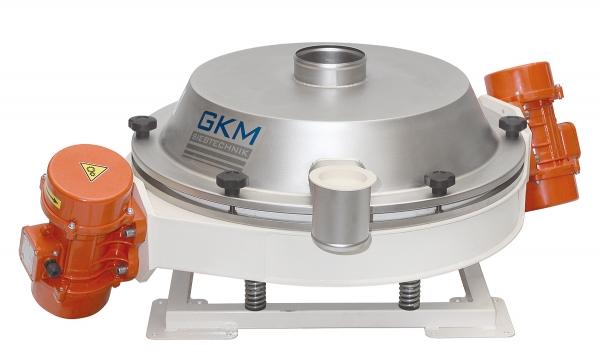 Kontrollsiebmaschine KTS-V2 - Die Kontrollsiebmaschine Typ KTS-V2 von GKM Siebtechnik ist geeignet für reine Kontroll- und Schutzsiebungen mit hoher Leistung für Trocken- und Nasssiebungen.<br /><br />Die Kontrollsiebmaschine Typ KTS-V2 ist in den Baugrößen Ø 450 bis 2000 mm erhältlich.