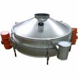 Vibrations-Kontrollsiebmaschine KTS-VS2 - Die neu entwickelte GKM Siebmaschine Typ KTS-VS2 ist für reine Kontroll- und Schutzsiebungen mit hoher Leistung für Trocken- und Nasssiebungen aller Art geeignet. Sie wurde für die höchsten Ansprüche im Pharma-Food-Bereich konzipiert.