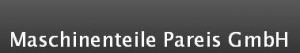 Maschinenteile Pareis GmbH