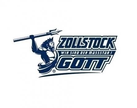 Zollstock Gott
