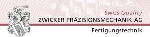 Zwicker Präzisionsmechanik AG