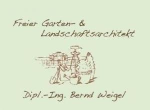 Freier Garten- und Landschaftsarchitekt Dipl. Ing. Bernd Weigel