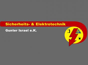 Sicherheits - & Elektrotechnik Gunter Israel e.K.
