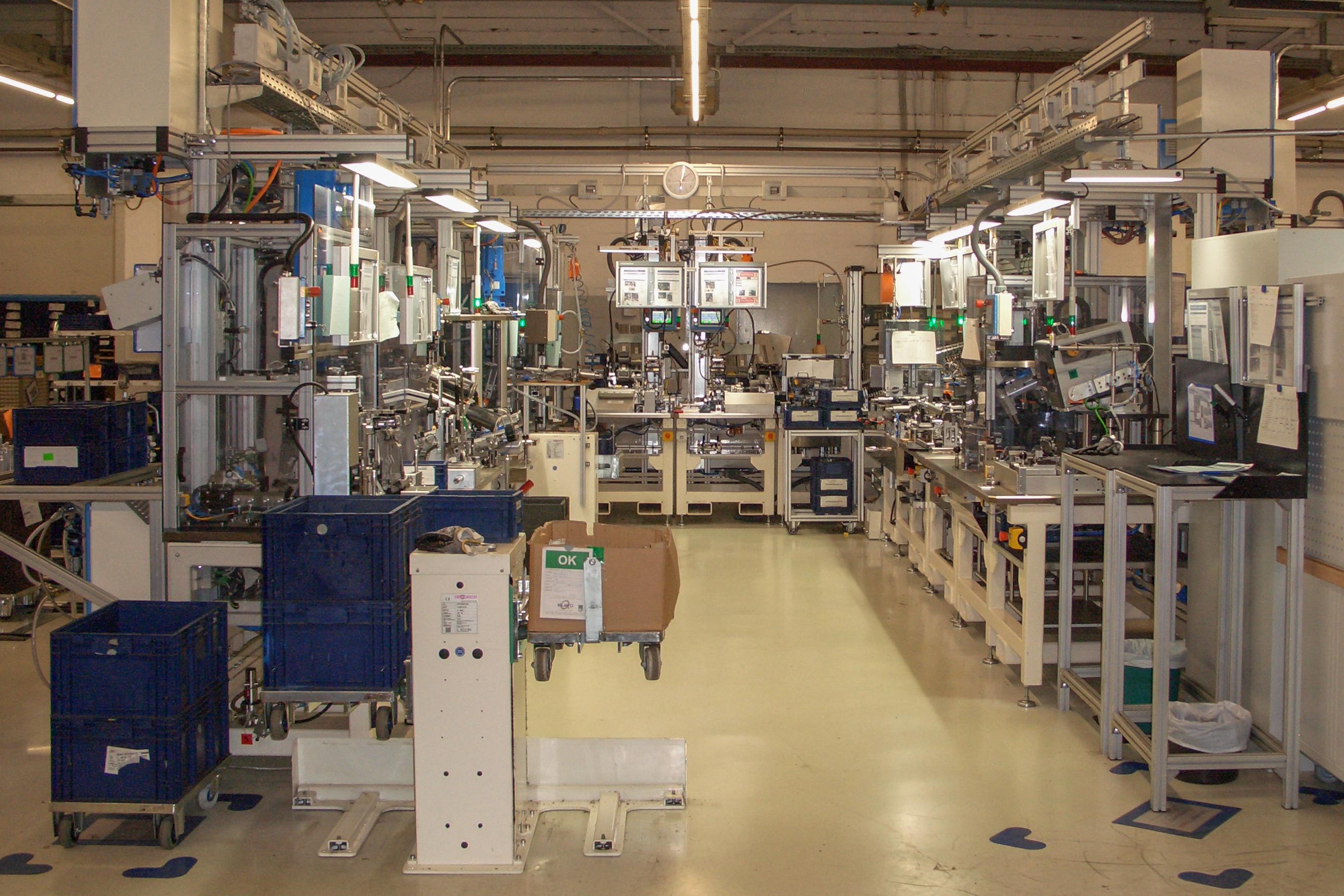 Automation automation Uhr GmbH 07629 Reichenbach Deutschland www.automation-uhr.de